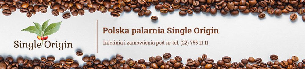 FPolska palarnia kawy Single Origin telefon 22 755 11 11
