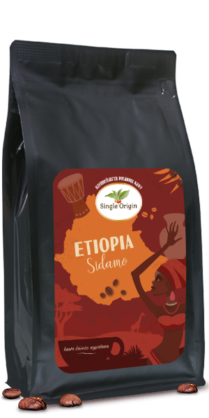 Kawa Etiopia Sidamo