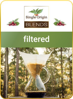filtered - kawa Single Origin Blends