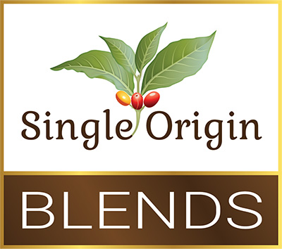 Logo Single Origin Blends