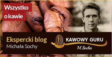 Autorski blog założyciela naszej palarni - Michała Sochy