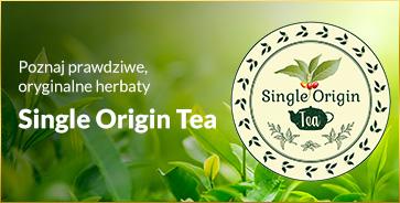 Najwyższej jakości herbaty liściaste, zgodne z naszą filozofią Single Origin